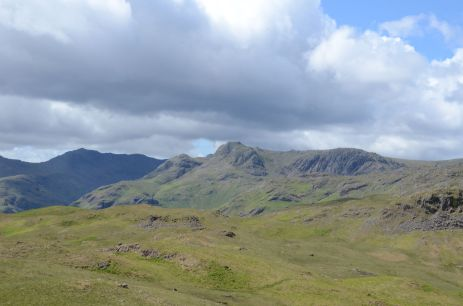 langdales-from-silver-howe